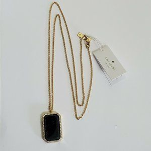 NWT Kate Spade Night Sky Jewels Pendant Necklace